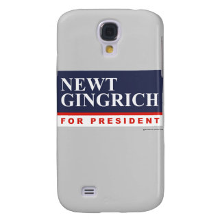 Newt Gingrich for President (2) Samsung Galaxy S4 Cases