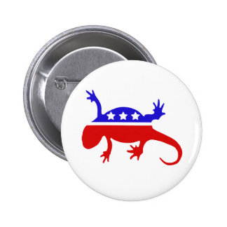 Newt Gingrich for President 6 Cm Round Badge