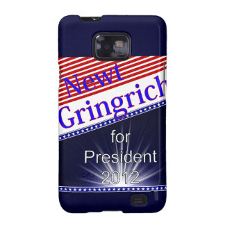 Newt Gingrich For President Explosion Samsung Galaxy Case