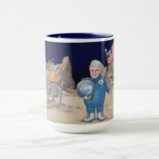 Newt Gingrich, Moon Colonist  Mug
