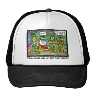 Newt Nightclubs Funny Tees Gifts & Collectibles Trucker Hat