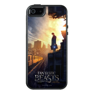 NEWT SCAMANDER™ in Destroyed Building OtterBox iPhone 5/5s/SE Case