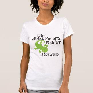 """""""Newt"""" T-Shirt"""