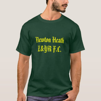 Newton Heath L&YR F.C. T-Shirt