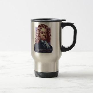 Newton -Madness Stainless Steel Travel Mug