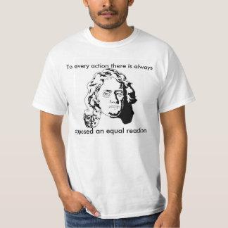 Newton's Law T-Shirt