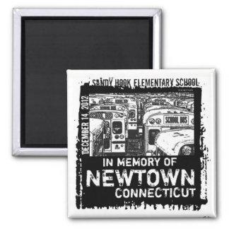 Newtown Memory Bus Magnet