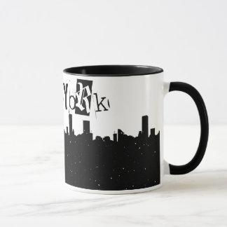 Newyork & 51 star mug