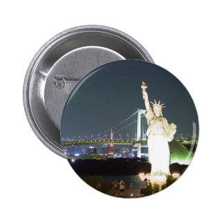 newyork button by highsaltire
