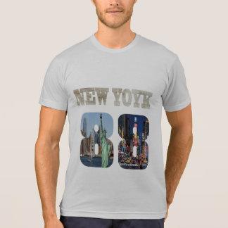 Newyork chic custom hoodie t-shirt design