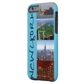 newyork city apple iPhone-7 case design
