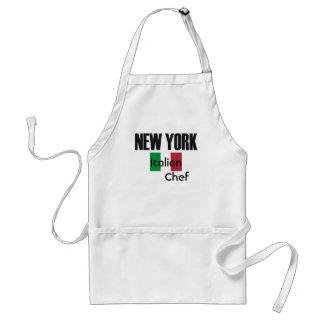 NewYork Italian Chef Apron