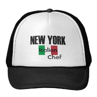 NewYork Italian Chef Trucker Hat