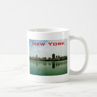 NewYork Basic White Mug