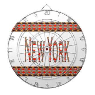 NEWYORK NY New York America American LOWPRICES Dart Board