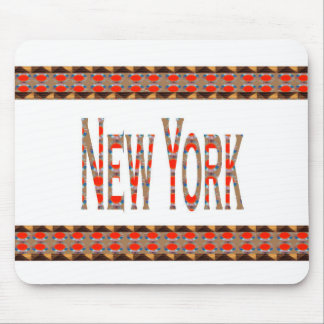 NEWYORK NY New York America American LOWPRICES Mouse Pad