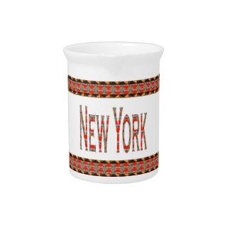 NEWYORK NY New York America American LOWPRICES Pitchers