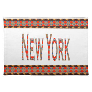 NEWYORK NY New York America American LOWPRICES Place Mats