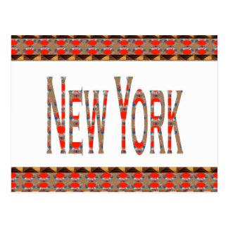 NEWYORK NY New York America American LOWPRICES Postcard