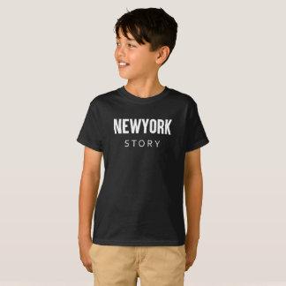 Newyork Story Quote T-Shirt