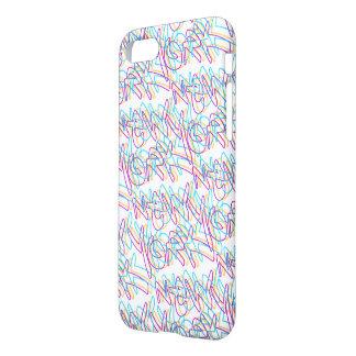 NewYork StreetArt Design iPhone 7 Case