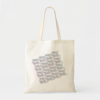NewYork StreetArt Design Tote Bag
