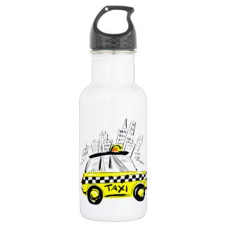 newyork taxi 532 ml water bottle