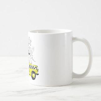 newyork taxi mug
