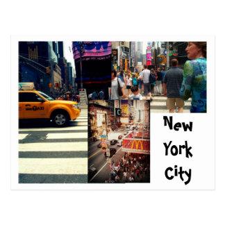 NewYorkCity Postcard