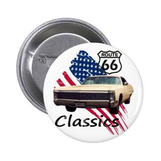 Newyorker Classics 6 Cm Round Badge