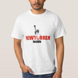 Newyorker inside men white t-shirt