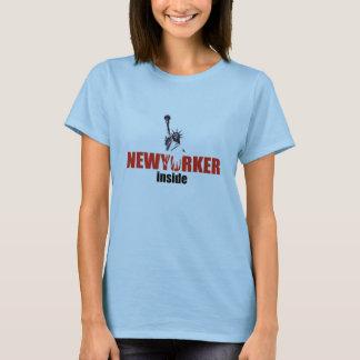 Newyorker inside women  t-shirt