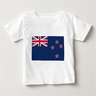 newzealand flag baby T-Shirt