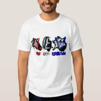 Next Era Wrestling Tee Shirts