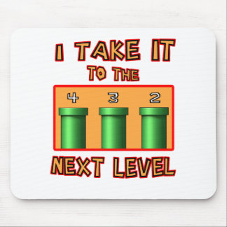 Next Level Mouse Pad