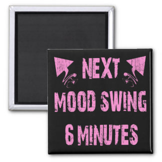 NEXT MOOD SWING 6 MINUTES MAGNET
