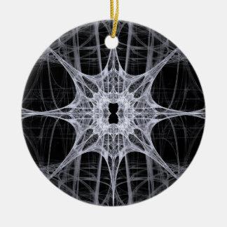 Nexus Fractal Christmas Ornament