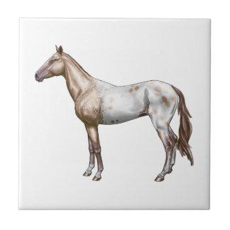 Nez Perce Horse Tile