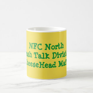 "NFC North ""Trash Talk Division"" Coffee Mug"