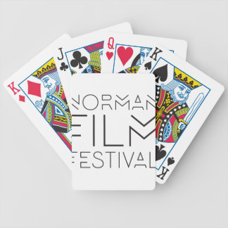 NFF-LOGO BICYCLE PLAYING CARDS