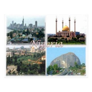 NG Nigeria - Postcard