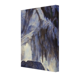 Ngarua caves image 3 canvas stretched canvas print