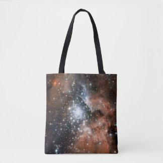 NGC3603 Nebula All-Over-Print Tote Bag