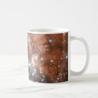 NGC3603 Nebula Basic White Mug