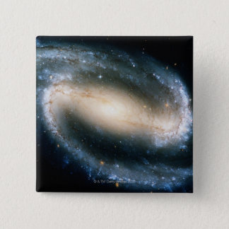 NGC 1300 15 CM SQUARE BADGE