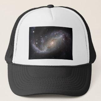 NGC 1672 Barred Spiral Galaxy Trucker Hat