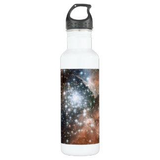 Ngc 3603 Emission Nebula 710 Ml Water Bottle