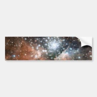 Ngc 3603 Emission Nebula Bumper Sticker