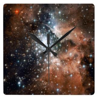Ngc 3603 Emission Nebula Clock