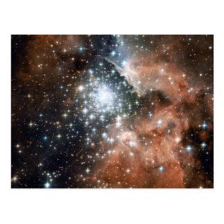 Ngc 3603 Emission Nebula Postcards